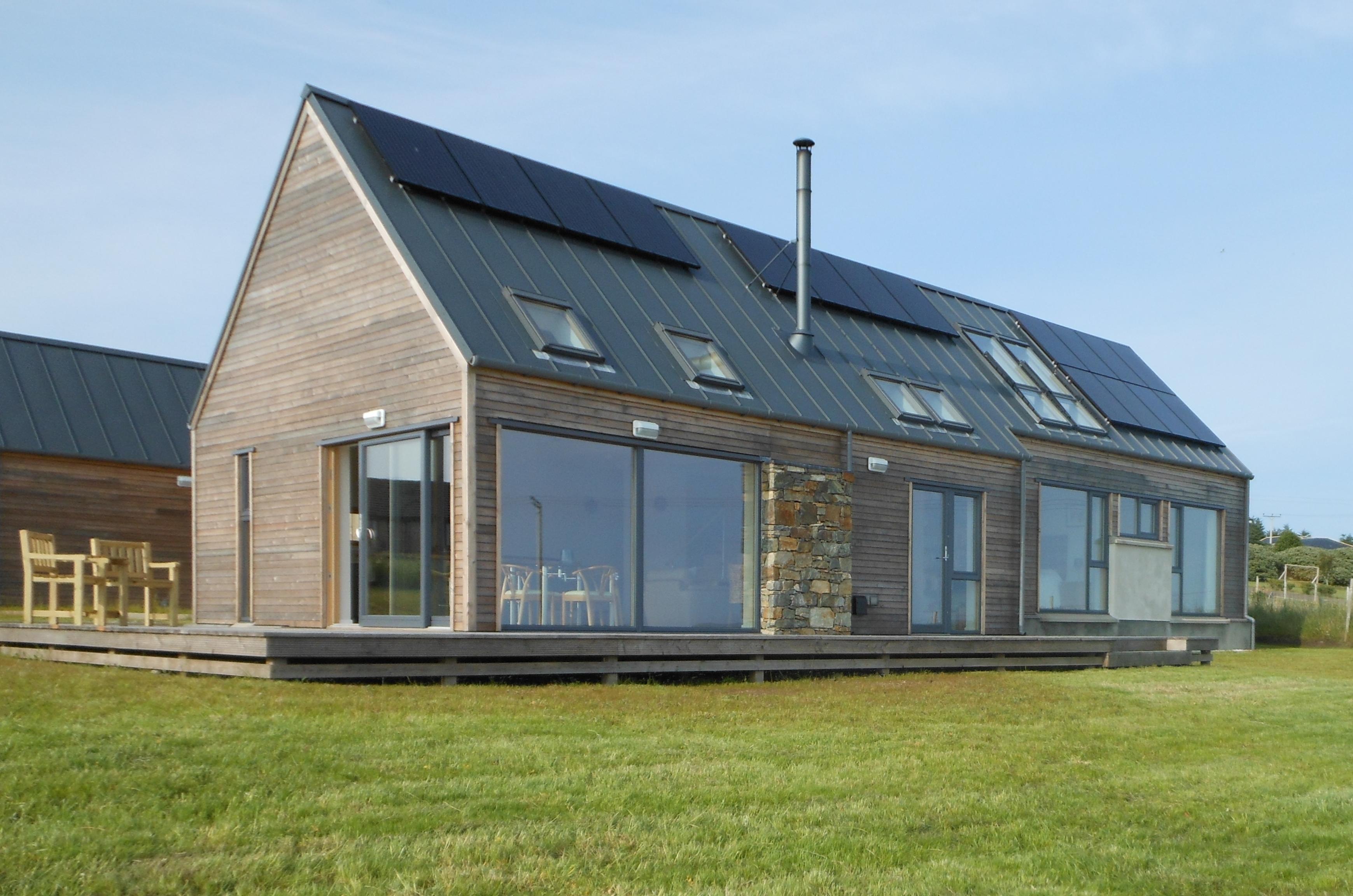 Long House Nordan Windows